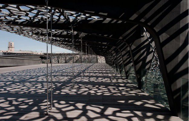 Mucem museum by rudy ricciotti architect marseille france a - Mucem marseille rudy ricciotti ...