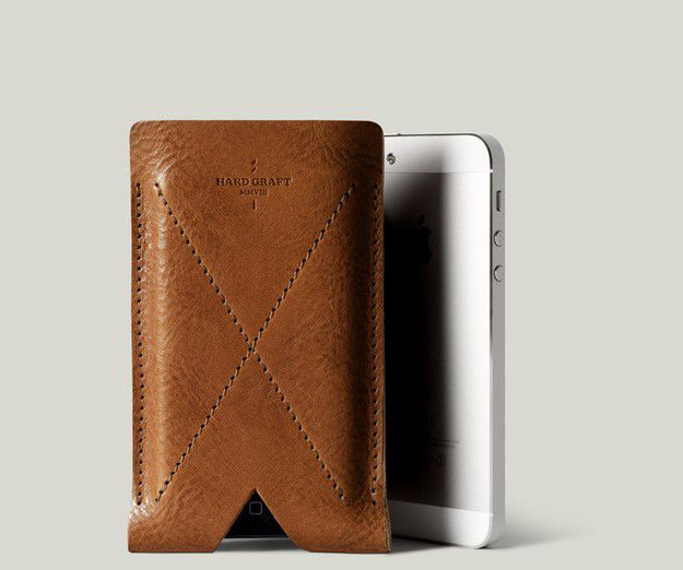 Hard Graf iPhone card case heritage collection