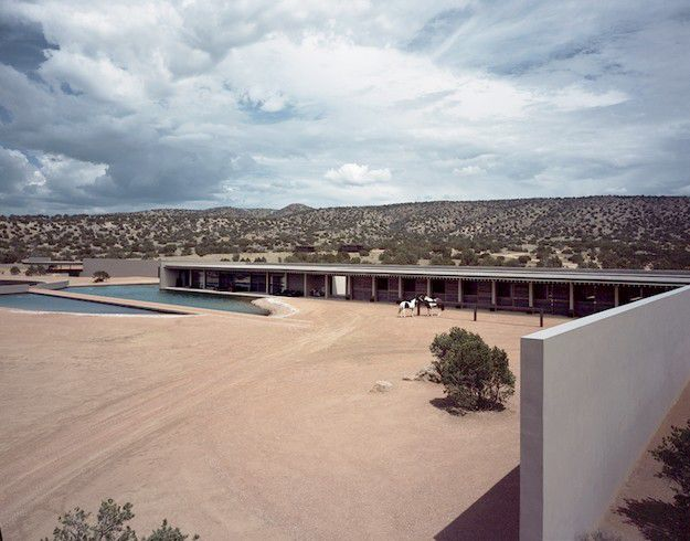 TOM FORD 'S - SANTA FE RANCH BY TADAO ANDO ARCHITECT GUIDO