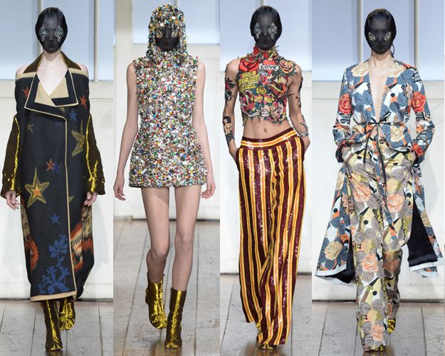 Maison martin margiela paris haute couture spring 2014 for Maison de haute couture