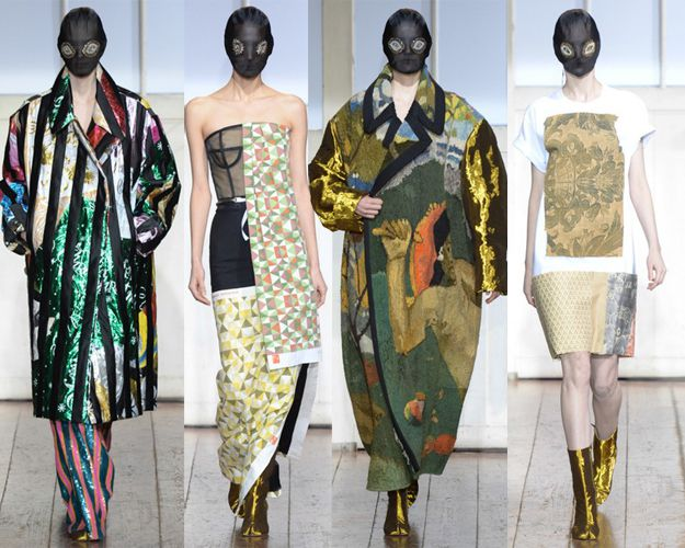 Maison martin margiela paris haute couture spring 2014 for Maison martin margiela paris