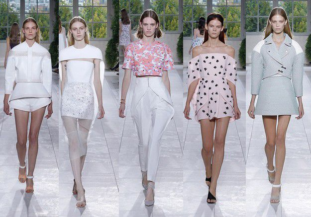 PARIS FASHION WEEK / SPRING SUMMER 2014 / WOMENS READY TO ...