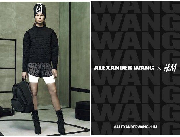 ALEXANDER WANG FOR H&M PREVIEW ARCSTREET BLOG