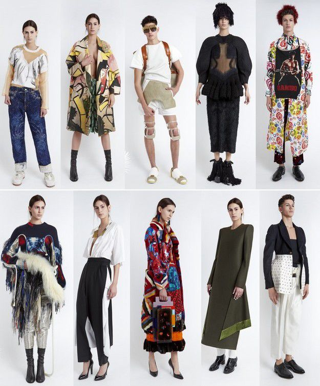 HYERES 2015 SHORTLISTED FASHION DESIGNERS ON ARCSTREET MAG