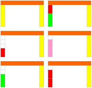 tables cuisenaire