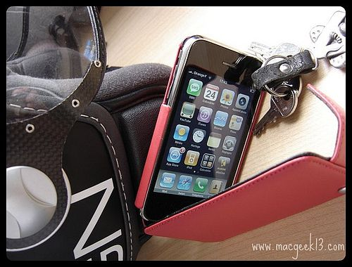 Consulter le sujet test housse noreve for Interieur iphone