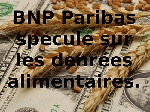 BNP alimentaire