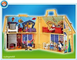 La pub qui agace du moment playmobil qui est la for Transportables haus