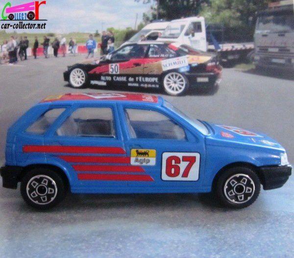 Fiat Tipo Rally Burago 1 43 Car Collector Net