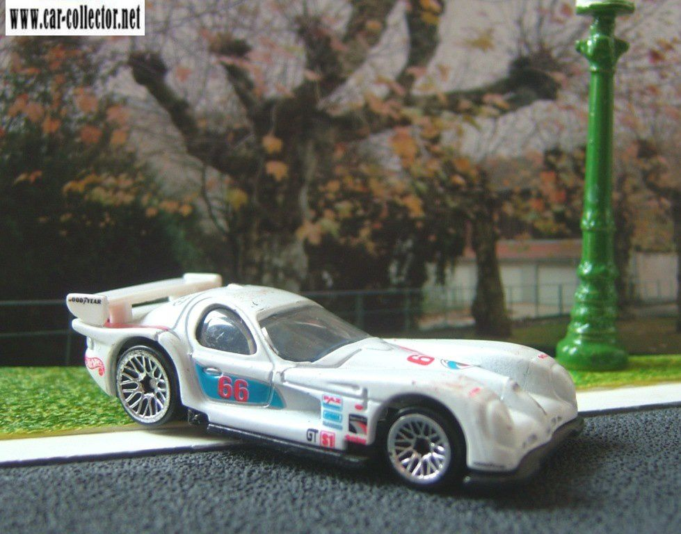 collector n° 654, série First éditions de 1998, mattel 1997, made in China, réf: 18545.