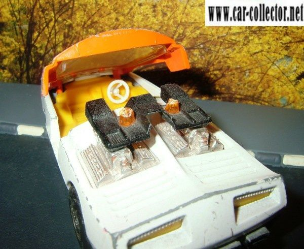 auto bandolero matchbox speedkings lesney.