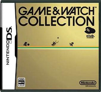 game watch ds