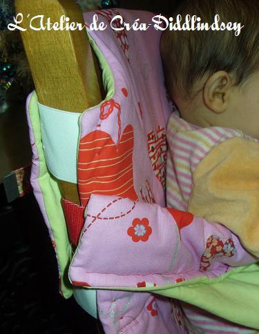 rehausseur chaise en tissu pour alyssonne pour faire comme les grands le blog de diddlindsey. Black Bedroom Furniture Sets. Home Design Ideas