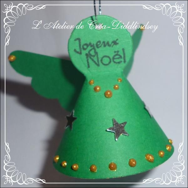 Decoration Ange De Noel