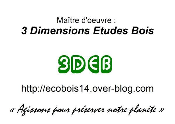 panneau de communication sur le terrain le blog de ecobois14. Black Bedroom Furniture Sets. Home Design Ideas