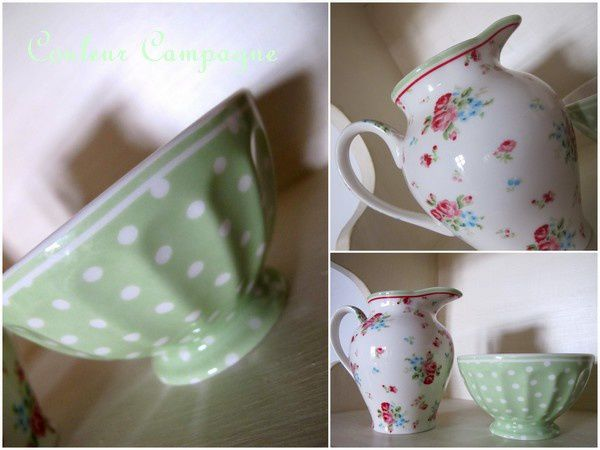 greengate mosaique