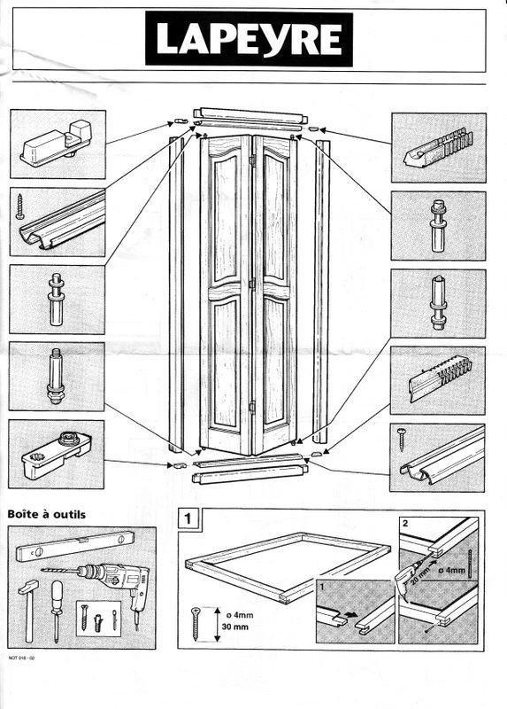 Portes coulissantes placard lapeyre - Porte coulissante placard lapeyre ...