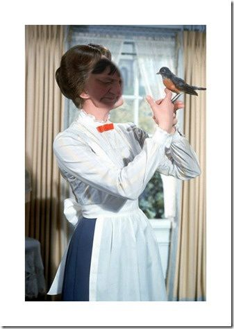 moi je suis Mary Poppins….