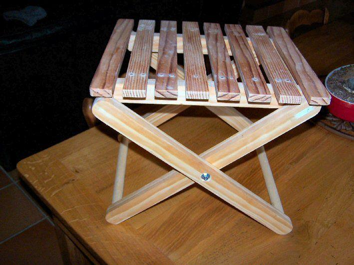 Bricolage le blog de pap - Comment faire une table pliante ...