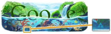 earth-day Google