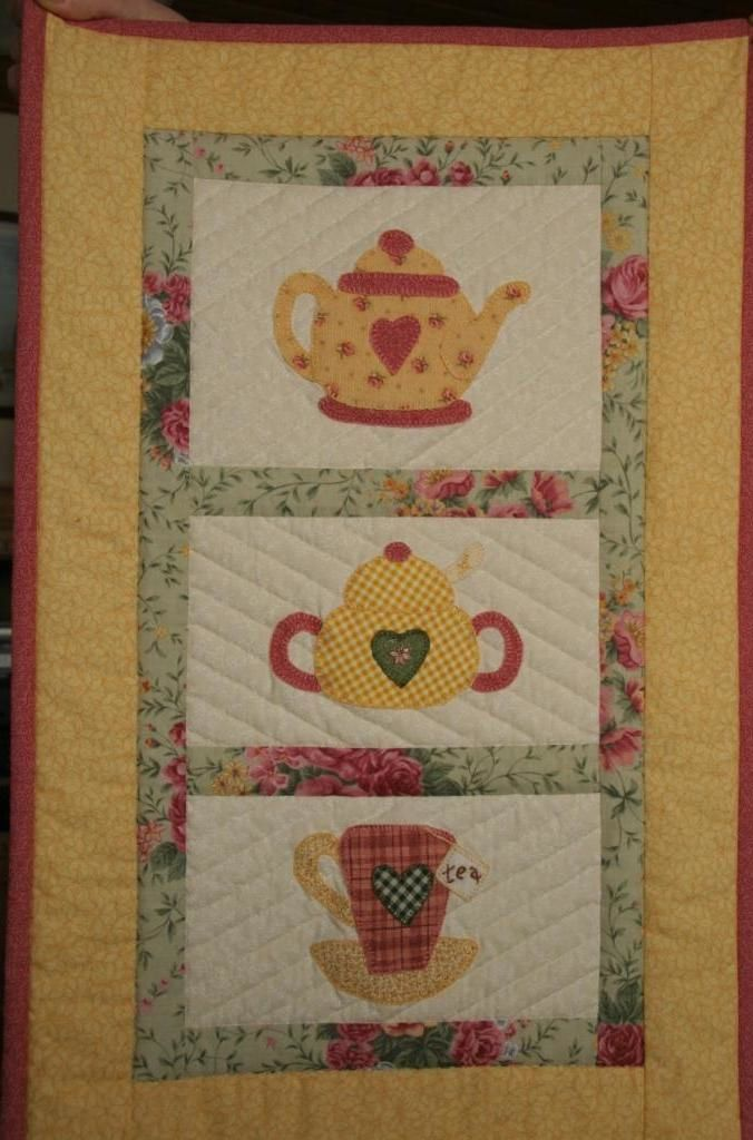country patchwork_quilt