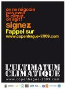 Ultimatum climatique Copenhague