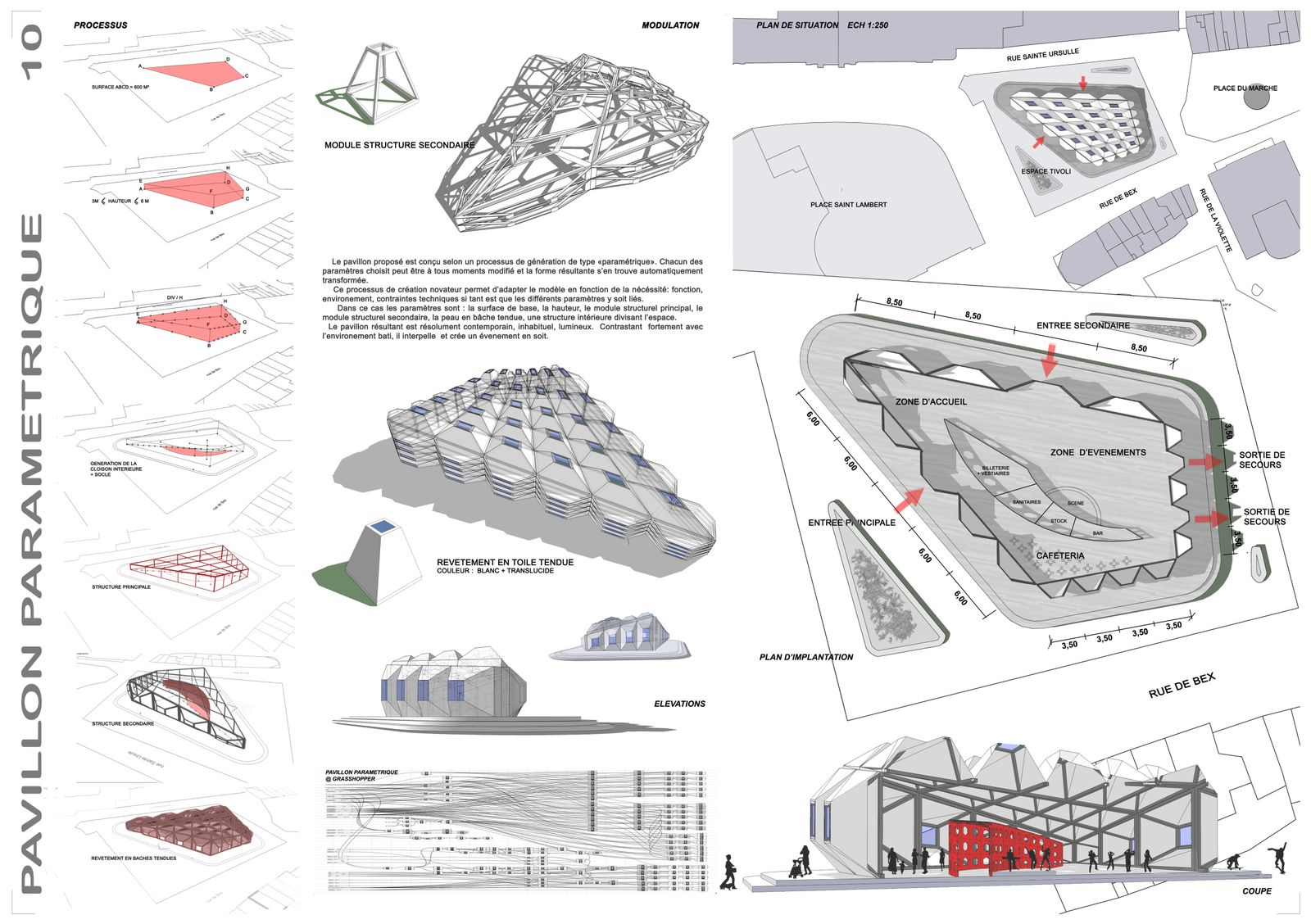 architecture param trique an architecture lab ForArchitecture Parametrique