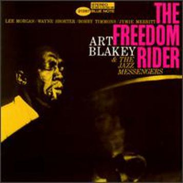 Art Blakey, The freedom rider