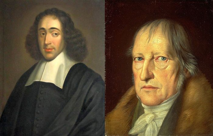 Spinoza-Hegel