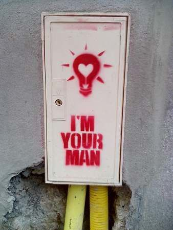 Des pas, I'm your man 2