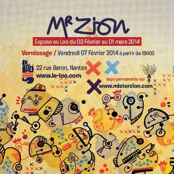 Mr Zion, exposition 357