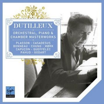 Henri Dutilleux, Orchestral, Piano & Chamber Master works