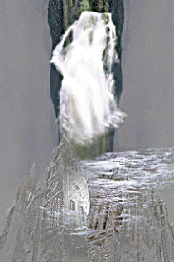 Richard Ste-Marie, La dame blanche, 1999