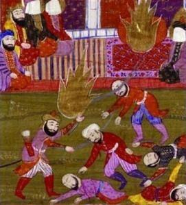 Mahomet appelle au Jihad - la guerre sainte