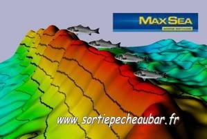 Buttes sable en 3d maxsea