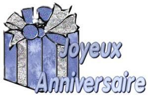 Parabens Ou Joyeux Anniversaire Le Petit Monde De Delphine