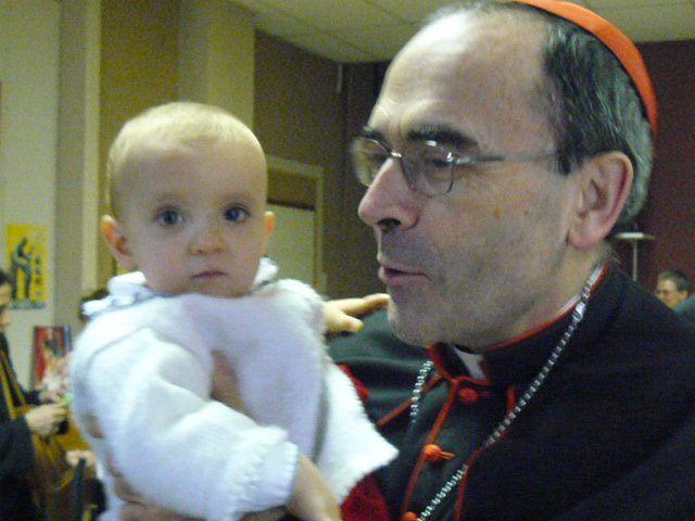 Eleonore et le Cardinal