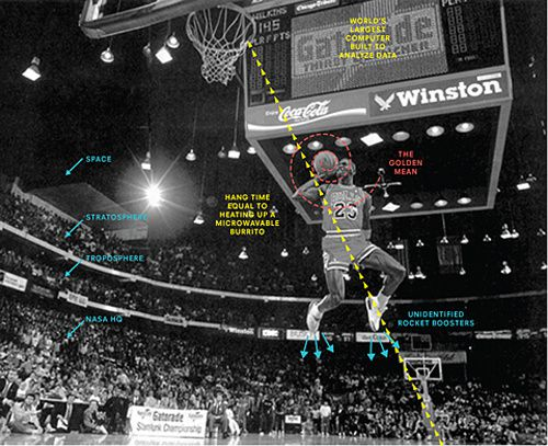 charts of sports excellence jordan