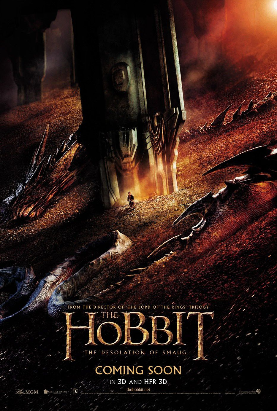 Le Hobbit : La Désolation de Smaug (2013) : dragonologie ...