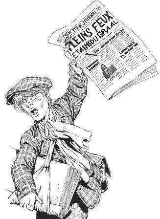 A vendeur 20journaux222