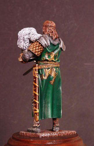 tristan chevalier de la table ronde par bernard yves qu 233 ruel figurines de ma collection d