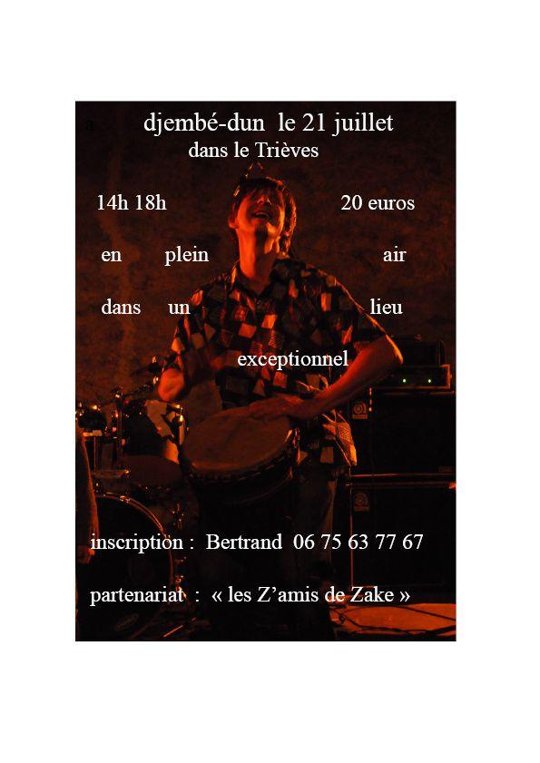 plaket stage juillet 2012 tramber