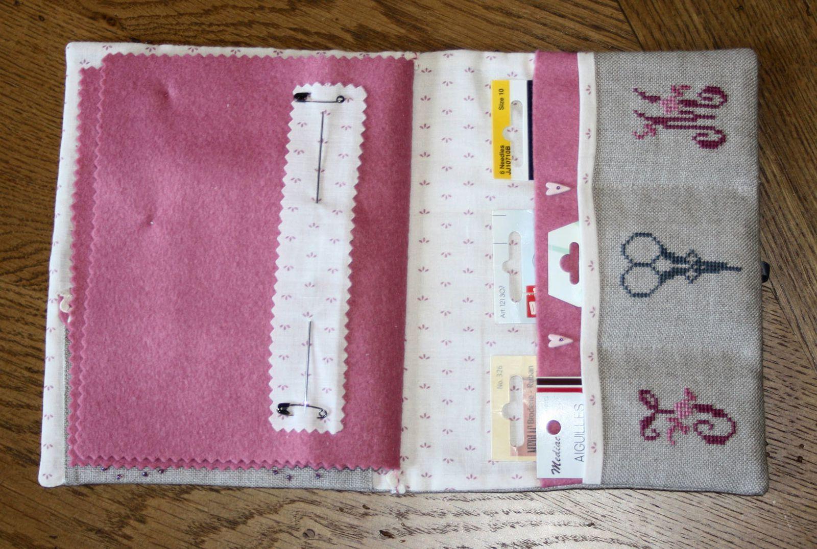 sacs, pochettes et petits bricolages