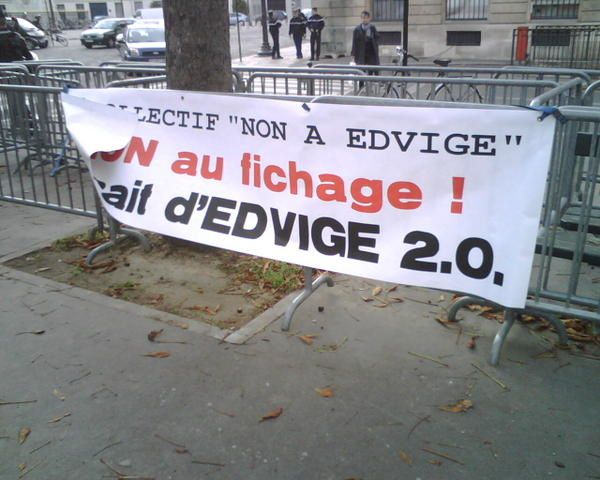Collectif NON a EDVIGE