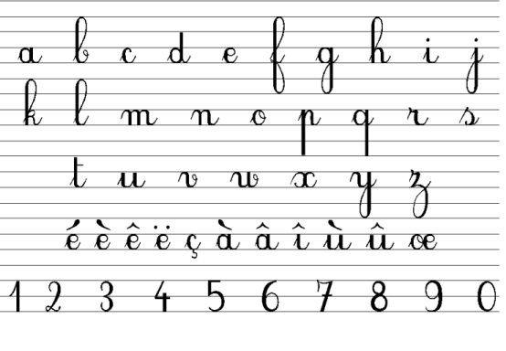 Petit pense b te les majuscules les minuscules mamanorganis e - K en majuscule ...