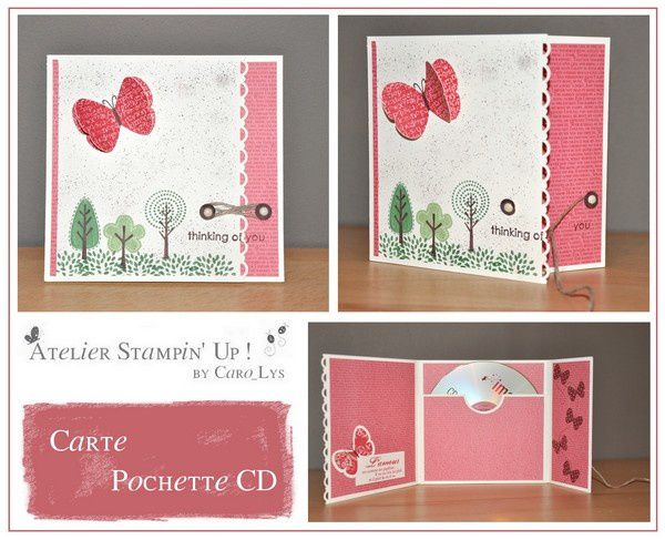 101010 Carte pochette CD 600