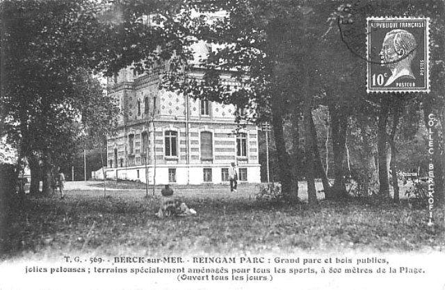 TG 569 BERCK-sur-MER - REINGAM PARC