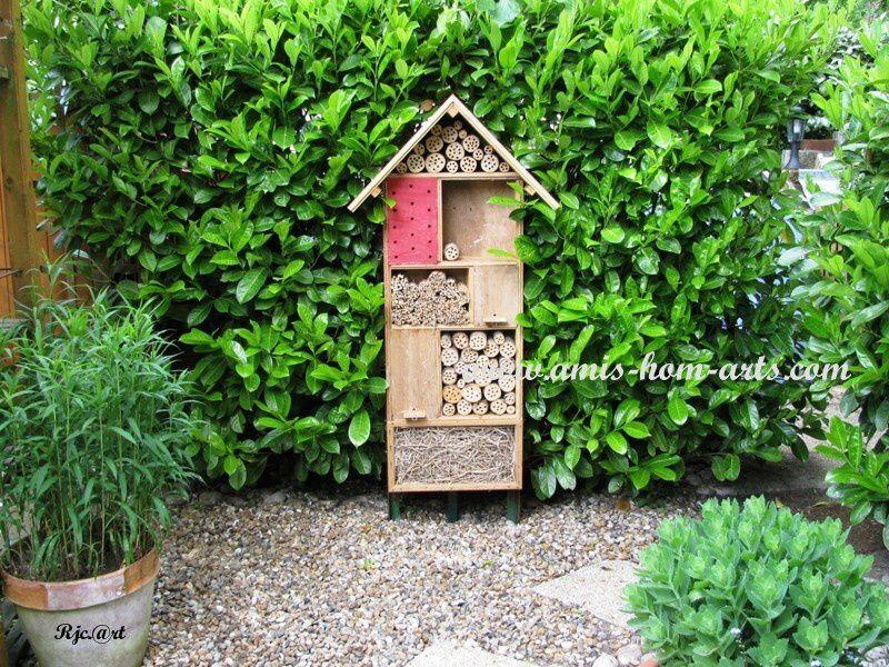 Le bidouill 39 art au jardin de nielle les renc 39 arts for Au jardin by les amis