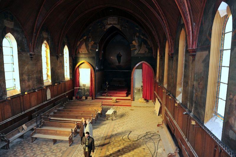 chapelle-cazin 3148