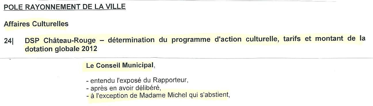 abstention DSP CHATEAU ROUGE
